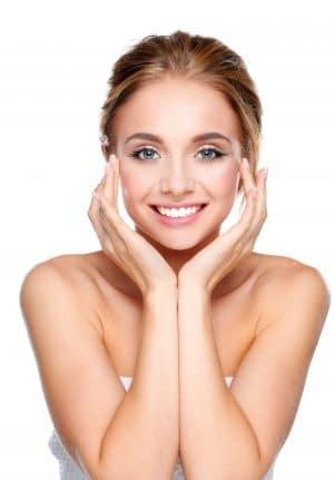 Gesichtspflege für trockene Haut mit Naturkosmetik VIVE ÖLE